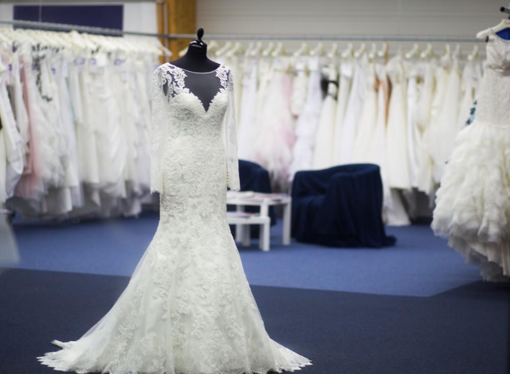 Robe mariage yvetot