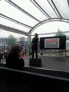 Concert Amaury Vassili aux Docks76
