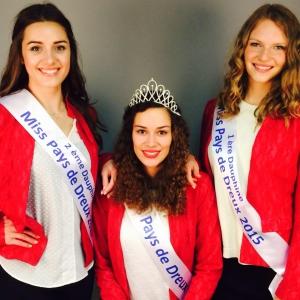 Election Miss Pays de Dreux