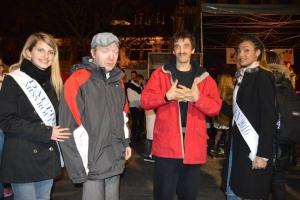 Les Miss Rouen au Telethon 2015
