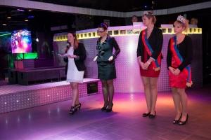 Soirée Spéciale partenaires Miss Rouen 2014 au Crooner