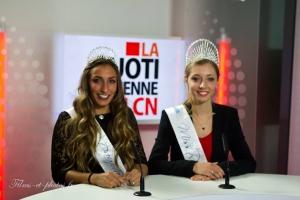 Première Télé pour les Miss Rouen