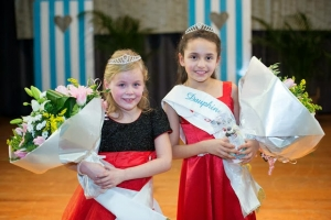 Election de Miss Junior Le Havre