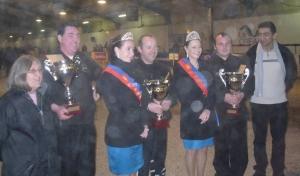 Championnat de Pétanque au Parc Expo