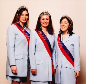 Reines de Rouen 2001