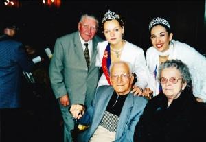 Reines de Rouen 2002