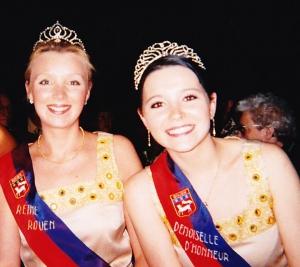Reines de Rouen 2003