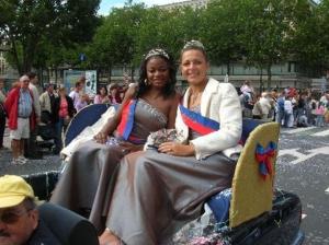 Reines de Rouen 2006