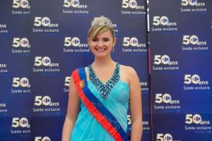 50 ans de Carrefour en présence des Miss Rouen 2013