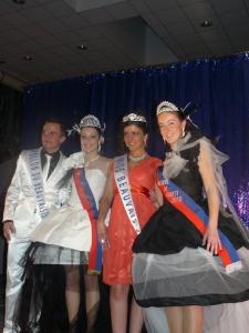 Election de Miss beauvais 2010