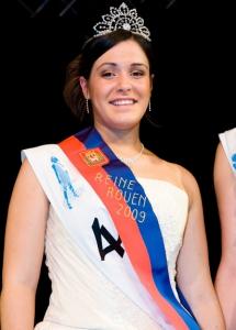 Election des Reines de Rouen 2009