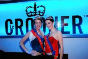 Soirée au Crooner avec les Miss  Rouen 2010