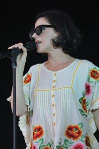 Concert Tina Arena auxDocks 76