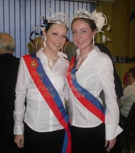 Les Reines de Rouen dans les comités de Quartiers