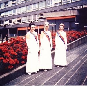 Reines de Rouen 1969