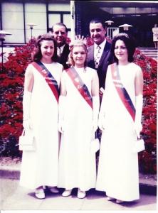 Reines de Rouen 1971