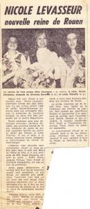 Reines de Rouen 1973