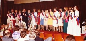 Reines de Rouen 1977