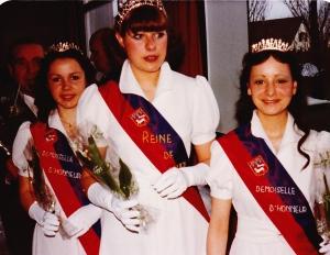 Reines de Rouen 1979