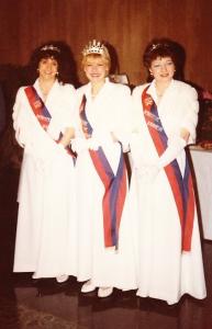 Reines de Rouen 1985
