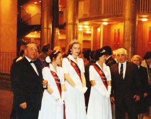 Reines de Rouen 1986