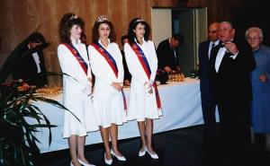 Reines de Rouen 1989