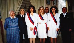 Reines de Rouen 1992