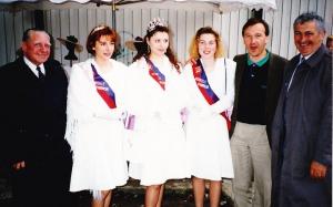 Reines de Rouen 1993