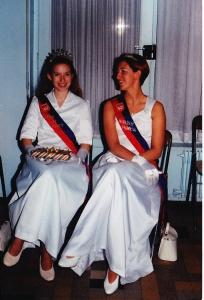 Reines de Rouen 1996