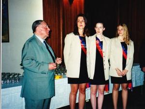 Reines de Rouen 1998