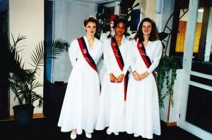 Reines de Rouen 1999