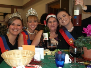 Repas de Noël au Sapin