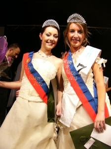 Election des Reines de Rouen 2010