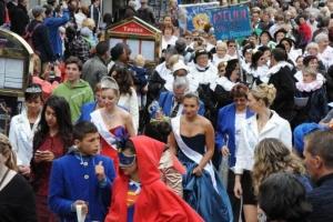 Fêtes Jeanne d'Arc 2014