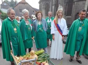 La Saint Fiacre