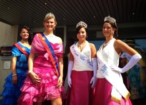 Miss Rouen au Corsiflore du Havre 2013